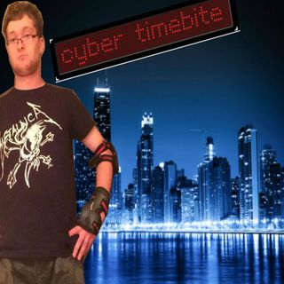 cyber timebyte ep 1 with tyler chula