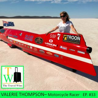 Valerie Thompson - Worlds Fastest Female Motorcycle Rider