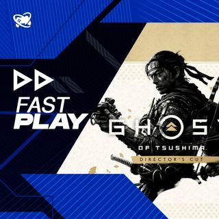 Fast Play (16/09): Ghost of Tsushima Director's Cut é o mais baixado da PS Store e mais