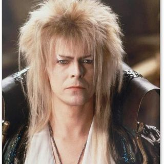 """Il film Labyrinth del 1986 in cui recitò DAVID BOWIE, forse avrà un seguito. Intanto, ricordiamo Bowie parlando della sua hit """"Rebel Rebel""""."""