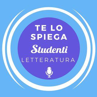 Te lo spiega Studenti.it: Letteratura