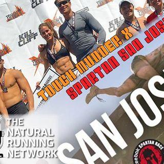 Spartan San Jose and Tough Mudder TMX Weekend Recap