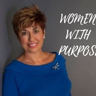 Jane Morse, WOMEN WITH PURPOSE - Helping the Cancer Community