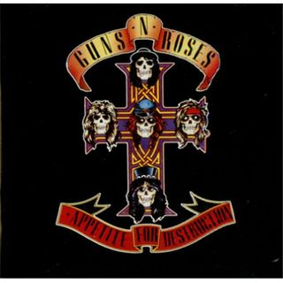 TRS GnR Appetite For Destruction Album Special 27th August 2018