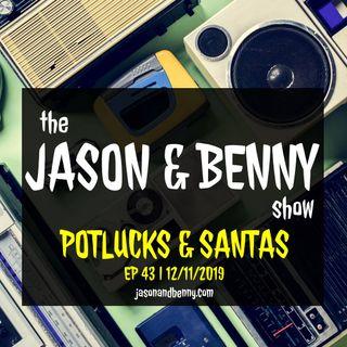 Potlucks & Santas