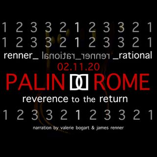 Palindrome - A Pi_Rational Interlude
