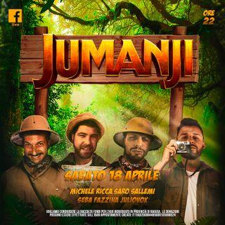 Jumanji - #iomidivertodacasa