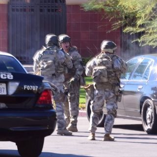 San Bernardino Mass Shooting Police Press Conference: 14 Dead 14 Wounded, Suspects Still At Large (Wednesday 1:56 PM pacific time).