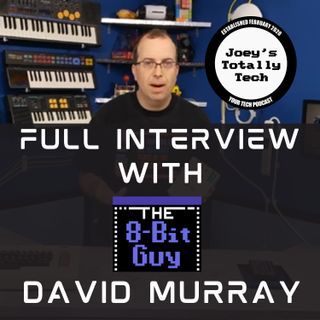 Full Patreon Interview With David Murray The 8-Bit Guy