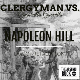 Law of Retaliation: Clergyman vs Guerrilla + Summary of Self-Control