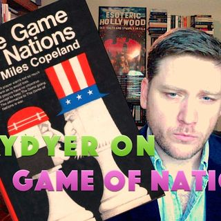 CIA Operative ADMITS Deep State Globalist Control: Jay Dyer on Game of Nations