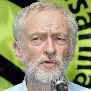 Jeremy Corbyn is a crazed Communist but he's still ahead in the polls