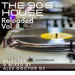 #130 - 2021 Remember the 90's House vol.8