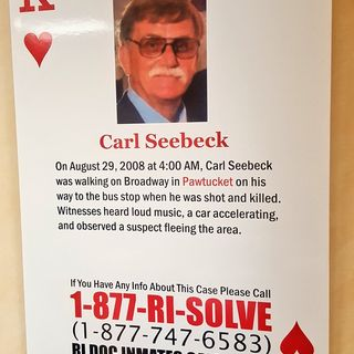 RI Police Hope To Crack Cold Cases With Playing Cards
