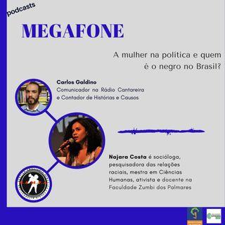 Quem é negro no Brasil? E a mulher na política por Najara Costa