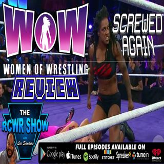 WOW-Women of Wrestling 10-26-2019 Recap: Beast is Cheated Again in Quest for Title!