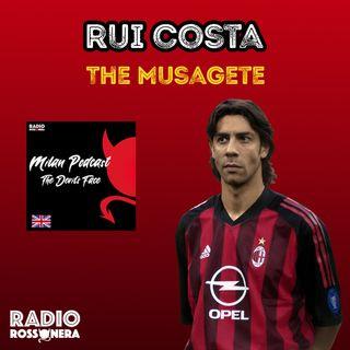Manuel Rui Costa - The Musagete