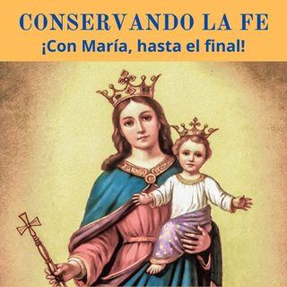 La Virgen María en Fátima 2