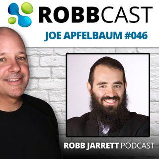 E:046 Joe Apfelbaum | LinkedIn Expert, B2B, Inspiration and Motivation