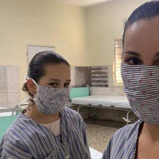 Diálogo Con Yenifet y Vanessa Pacientes Con Coronavirus En Cuba