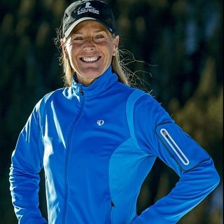 Ultra-marathon Runner Lisa Smith-Batchen