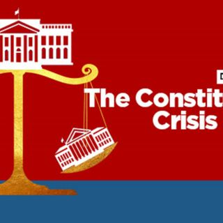 Are We At A Constitutional Crisis?""
