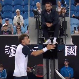 Tennis Circus - il pensiero di Jacopo Lo Monaco sulla vicenda-Carreno e gli Australian Open