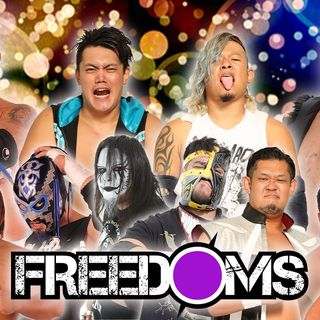 ENTHUSIASTIC REVIEWS #76: Pro Wrestling FREEDOMS Go For It! 11-10-2020 Watch-Along