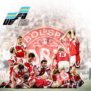 #17 Euro 1992, La Cenerentola danese