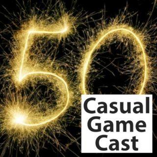 50 Consecutive Weeks! : Casual Game Cast