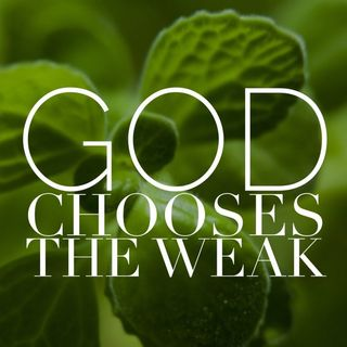 """""""The Weakness of God"""" ~ PART 2"""