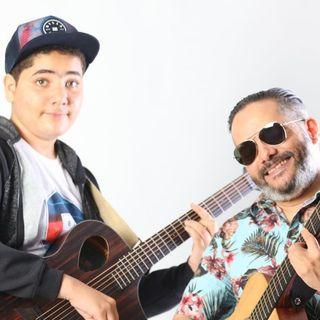 """""""LO QUE SE HEREDA NO SE HURTA"""": ARIEL NÚÑEZ, HIJO DE SU PADRE PAVEL"""