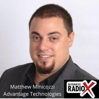 Matthew Minicozzi, Advantage Technologies
