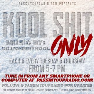 Kool Shit Only 42 By: @DjJohnnyKool