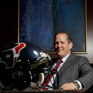 "Jamey Rootes Texans President ""The Lost Ticket Sales Tuesday Interviews"" archive"