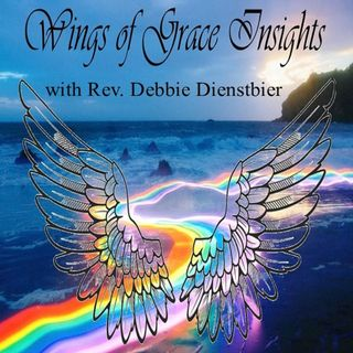Wings of Grace Insights Show ~ Special Guest: Rev Tiffany White Sage Woman ~ 20August2020