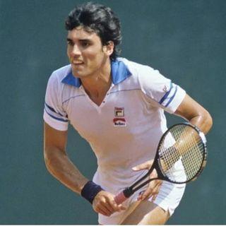Victor Pecci, el mejor tenista paraguayo de la historia!