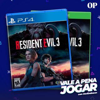 #27 - Vale a pena jogar Resident Evil 3 Remake?