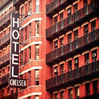 Chelsea Hotel stanza 211 pt4