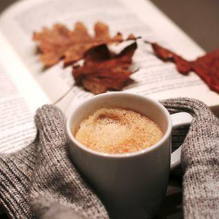 Yağmur, kahve ve sohbet