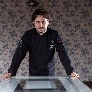 La Innovación Y El Arte De Cocinar .No Dejes Perder La Capacidad Del Asombro.Con El Chef  Alejandro Cuellar #. 88