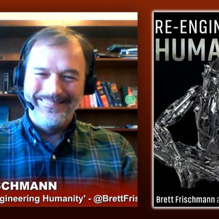 Triangulation 422: Brett Frischmann: Re-Engineering Humanity