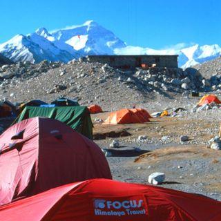 Cina, Tibet - Riso congelato | Trekking nel Mondo #08