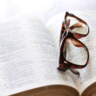 Seeing Scripture
