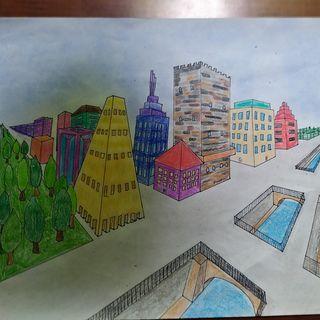 Le città invisibili secondo 3blsa_Lolaberio_Fabio