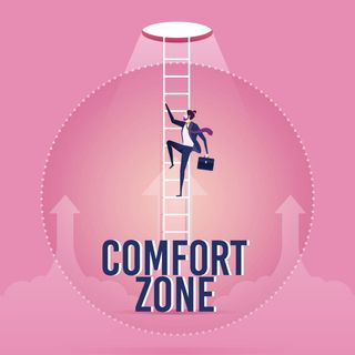 Getting out of your Comfort Zone (Pre-Rec)