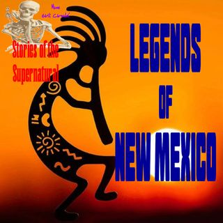 Legends of New Mexico | Interview with Allan Pacheco | Podcast