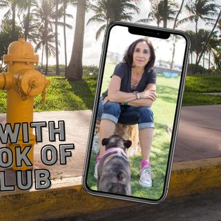 interview with Cathy Brook of the Hydrant Club ep 43 6-1-2021