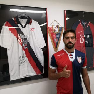 L'attaccante argentino Marcos Sartor alla Torres