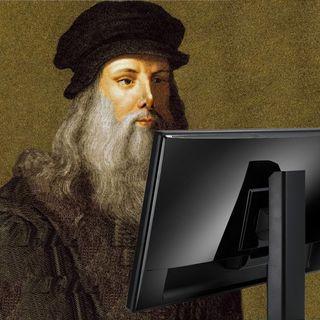 Intervista a #Leonardo #DaVinci! A 500 anni dalla morte cosa penserebbe del mondo moderno ?